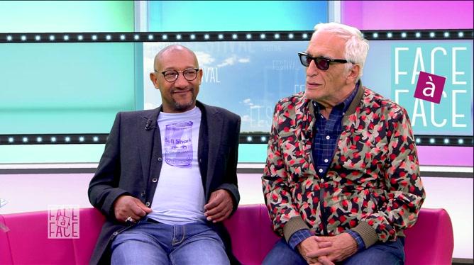 Gérard Darmon et Edouard Montoute