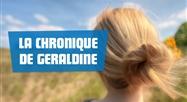 Géraldine in love...