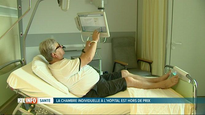 Les Chambres Particulières Des Hôpitaux Belges Hors De Prix