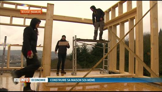 construire sa maison soi mme de plus en plus tendance en belgique - Construire Sa Maison Soi Meme