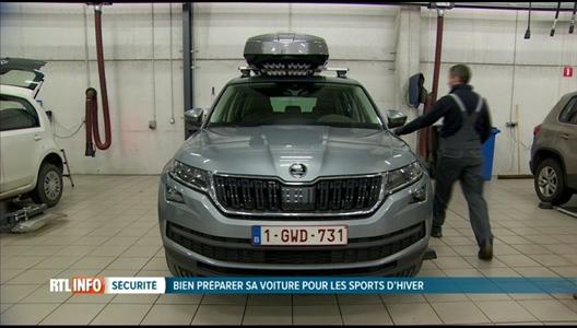 Comment bien pr parer sa voiture pour les sports d 39 hiver for Bien nettoyer sa voiture