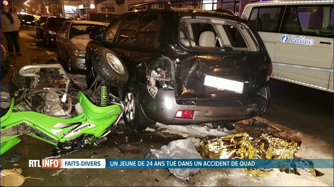 accident de voiture hier soir belgique. Black Bedroom Furniture Sets. Home Design Ideas