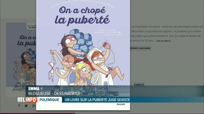 Polemique Autour D Un Livre Destine Aux Jeunes Filles A