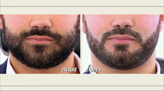 comment bien se tailler la barbe loutil pour tailler sa belle barbe de bcheron et raser ses. Black Bedroom Furniture Sets. Home Design Ideas