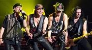 Les Scorpions n'en finissent plus de marquer leur 50 ans de carrière.