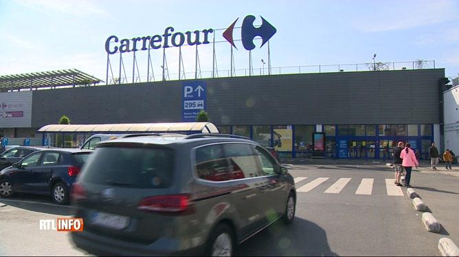 Carte Hypermarche Carrefour.Une Quinzaine D Hypermarches Carrefour En Greve Ce Vendredi