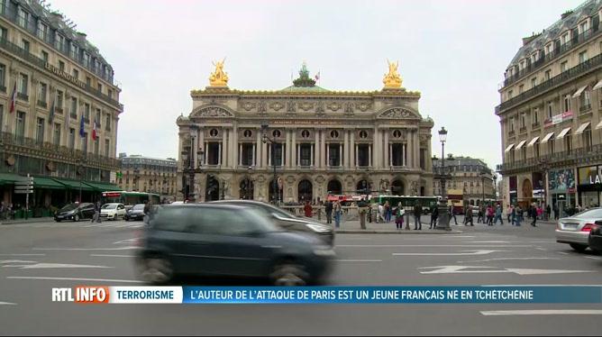 Attaque à Paris: l'atmosphère est lourde ce dimanche dans la capitale
