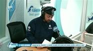 L'agent Verhaegen à la mer