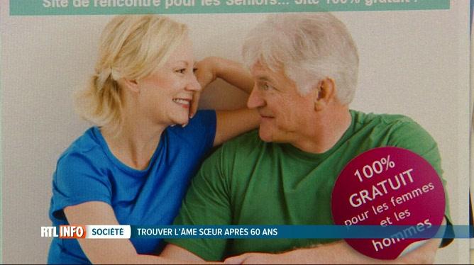 meilleure Agence de rencontres pour plus de 60