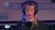 Radio Contact fête la musique avec Angele dans le Good Morning