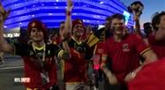 Diables Rouges: voici la nouvelle chanson des supporters belges après la victoire contre l'Angleterre