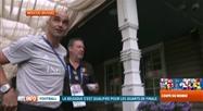 Belgique-Japon (3-2): Roberto Martinez a rencontré la presse