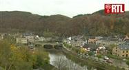 Vue panoramique de La Roche en Ardennes - Elle est où la nature ?
