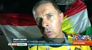 Brésil-Belgique (1-2): Nathanaël Pauly a rencontré les familles des Diables