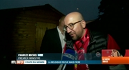 Mondial 2018, France-Belgique: réaction de Charles Michel à Braine