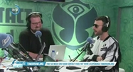 Retrouvez l'interview de Don Diablo depuis le studio Radio Contact à Tomorrowland