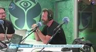 Retrouvez l'interview de Benny Benassi depuis le studio Radio Contact à Tomorrowland
