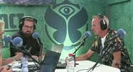 Retrouvez l'interview de Fatboy Slim depuis le studio Radio Contact à Tomorrowland