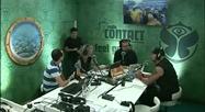 Retrouvez l'interview de Roger Sanchez depuis le studio Radio Contact à Tomorrowland