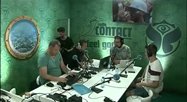 Retrouvez l'interview de Dipen depuis le studio Radio Contact à Tomorrowland