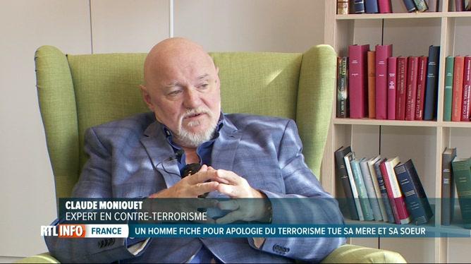 Claude Moniquet commente l'agression de Trappes ce matin