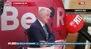 Etienne Michel - L'invité de Bel RTL