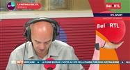 Roberto Martinez était donc l'invité exceptionnel hier soir du RTL Info 19h00 sur RTL-TVI.