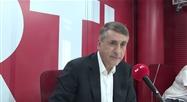 Olivier Maingain est l'invité de Pascal Vrebos.