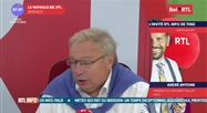 André Antoine - L'invité RTL Info de 7h50