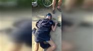Son fils a été renversé par un chauffard alors qu'il roulait en vélo