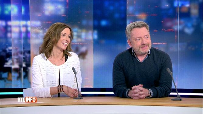 Choisissez la robe de mariée d Anne Ruwet !   Infos Télévision   Télépro 0a10160cad9