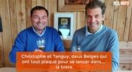 Deux Belges plaquent tout pour créer une bière très spéciale