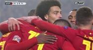 Nations League : Belgique 2 - 0 Islande