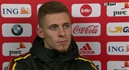 Diables Rouges : réaction de Thorgan Hazard après Belgique - Islande