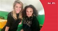 Les Musiques de ma vie sur Bel RTL avec Diane von Furstenberg