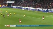 Nations League : la lourde défaite de la Belgique