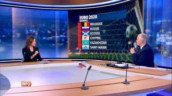Chypre Carte Didentite Belge.Euro 2020 Les Diables Rouges Avec La Russie L Ecosse Chypre Le