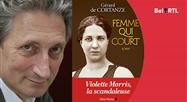 Gérard de Cortanze est l'invité de #90minutes pour « Femme qui court »