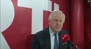 Daniel Bacquelaine - L'invité RTL Info de 7h50