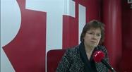 Alda Greoli - L'invité RTL Info de 7h50