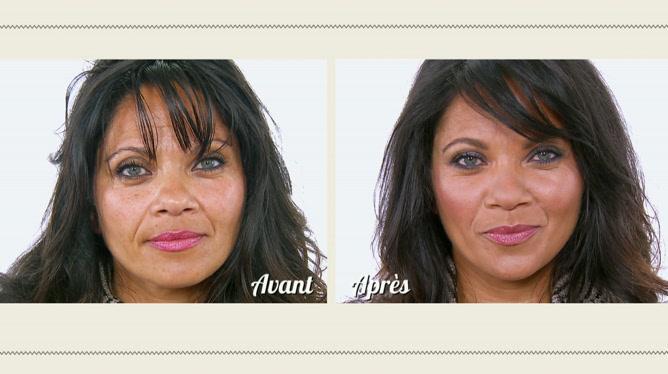 d59b142f235c Comment réaliser un maquillage moderne si vous avez la quarantaine  (vidéo)