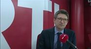 Pierre-Yves Dermagne - L'invité RTL Info de 7h50
