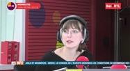 Marie Dampoigne est l'invitée de #90minutes