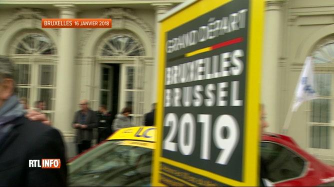 Tour de France : les préparatifs ont débuté à Bruxelles