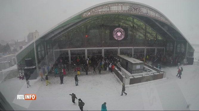 Près de 250 personnes évacuées de Tomorrowland Winter dans