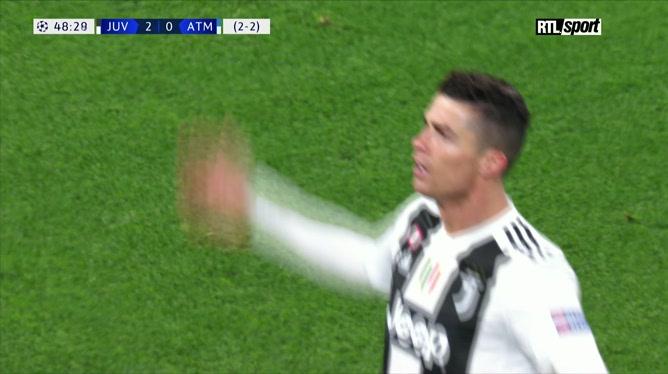 Résumé Juventus-Atlético Madrid