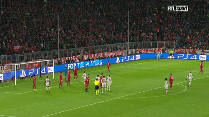 Virgil van Dijk redonne l'avantage à Liverpool
