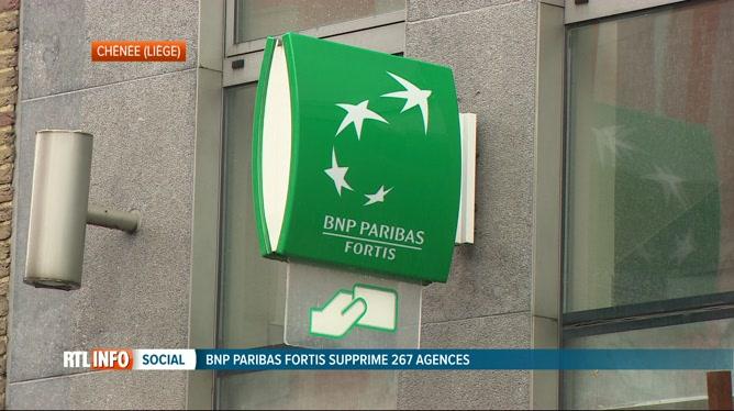 Carte Bancaire Fortis.Bnp Paribas Fortis Fermera 267 Agences Dans Les Trois Ans 2 200