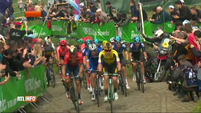 1 million de personnes au bord de la route du Tour des Flandres