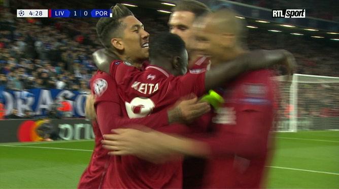 Résumé Liverpool-Porto